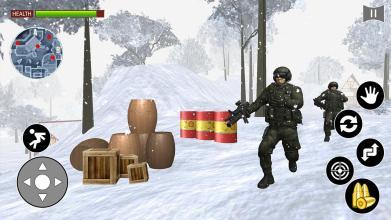 不可能狙击手二战英雄3D召唤截图(4)