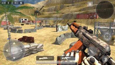 Mountain Sniper 3D Shooter截图(5)