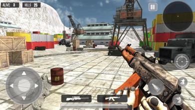 Mountain Sniper 3D Shooter截图(3)