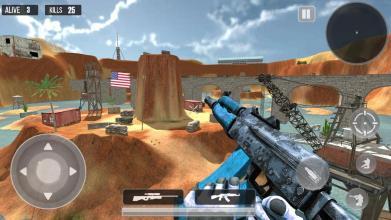 Mountain Sniper 3D Shooter截图(2)