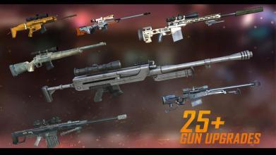 Mountain Sniper 3D Shooter截图(4)