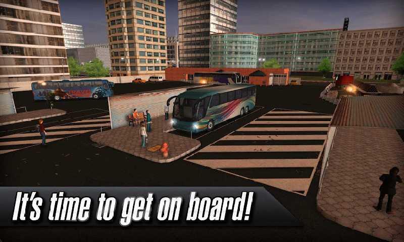 模拟巴士截图(2)