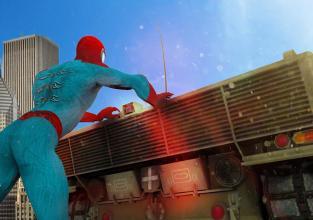 超级蜘蛛奇怪的战争英雄截图(3)
