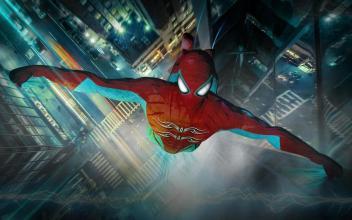 超级蜘蛛奇怪的战争英雄截图(1)