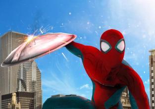 超级蜘蛛奇怪的战争英雄截图(2)