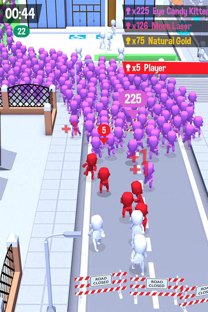 拥挤城市(Crowd City)截图(5)
