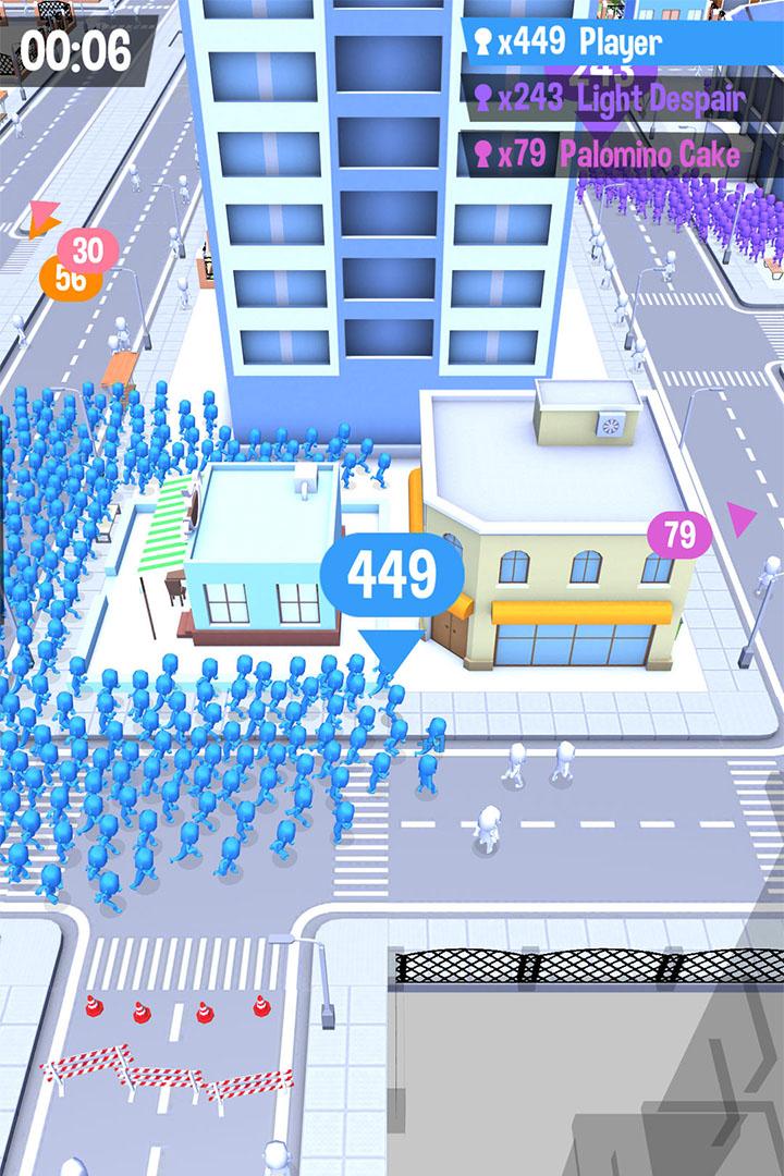 拥挤城市(Crowd City)截图(3)