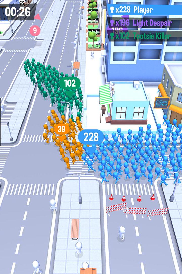 拥挤城市(Crowd City)截图(2)