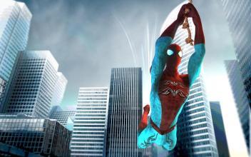 超级蜘蛛奇怪的战争英雄截图(4)