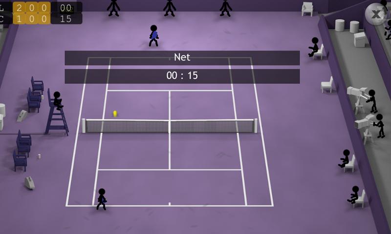 火柴人网球截图(3)