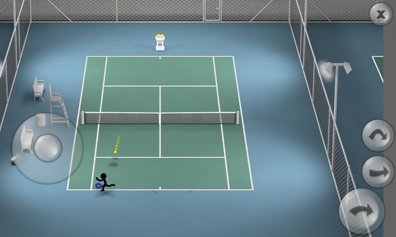 火柴人网球截图(4)