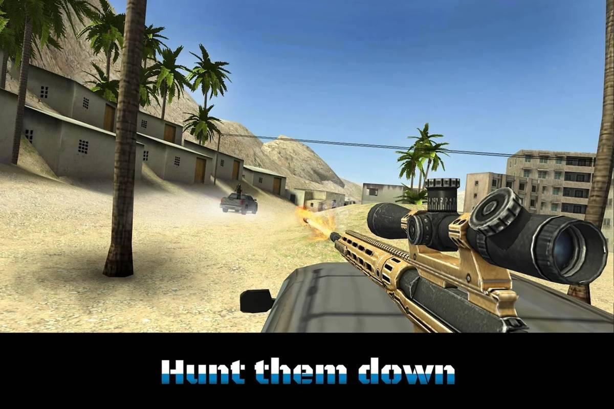 狙击手行动:杀死恐怖射手截图(4)