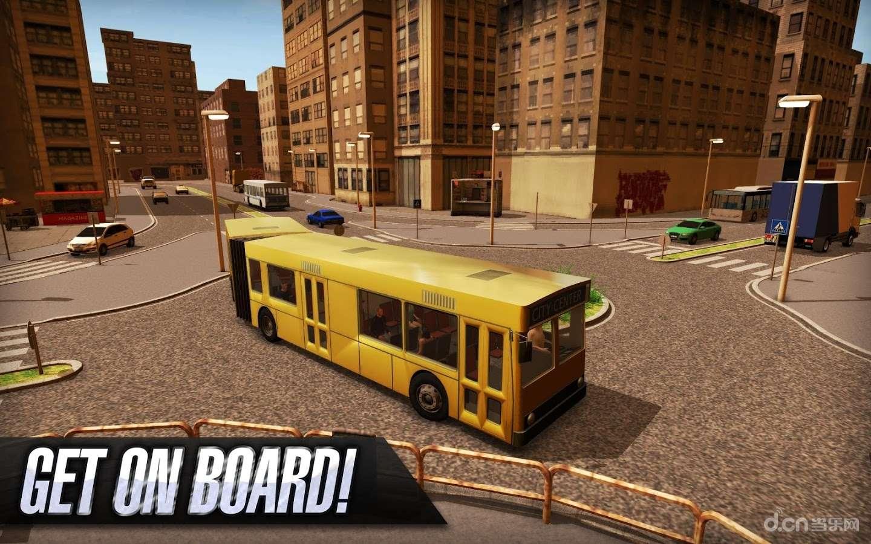 巴士模拟器2015修改版截图(1)