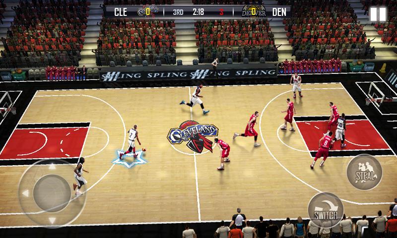 狂热篮球截图(5)