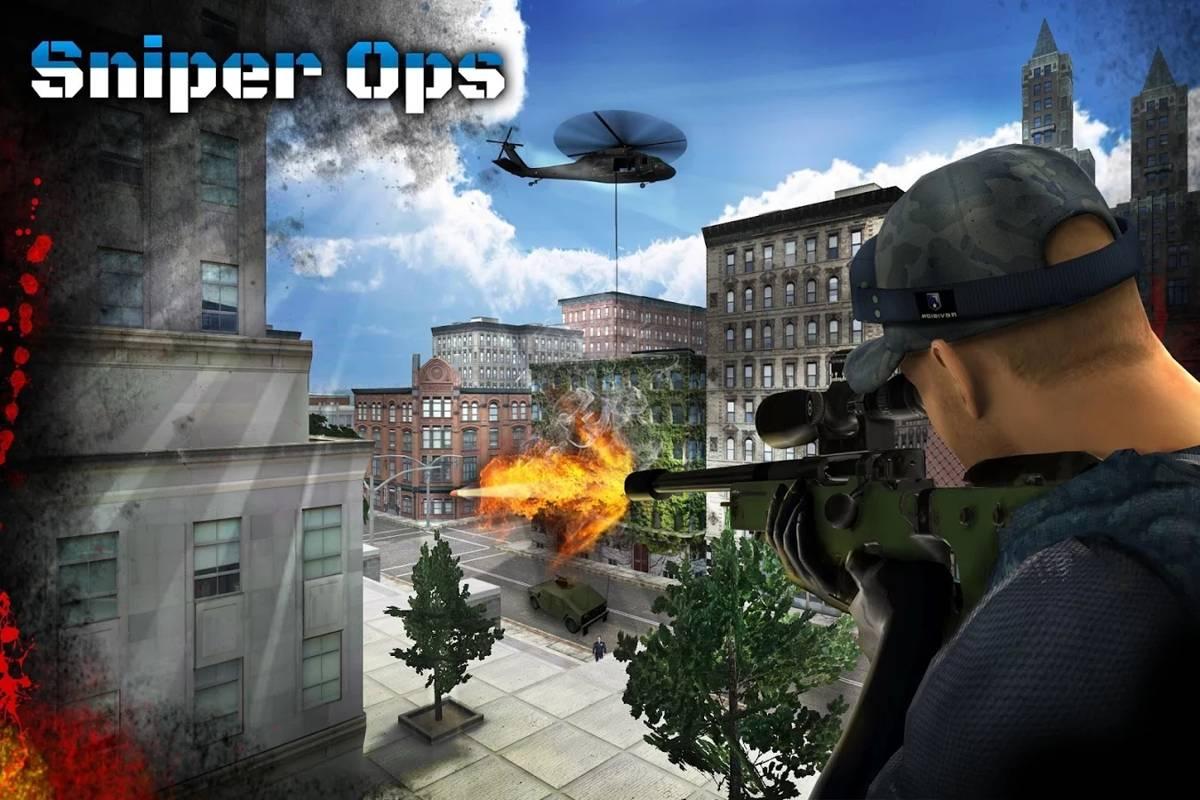 狙击手行动:杀死恐怖射手截图(3)