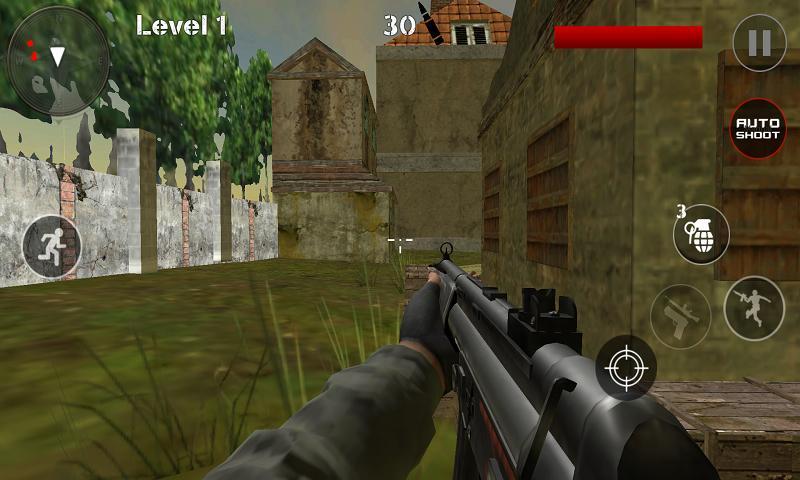 联合部队狙击手截图(1)