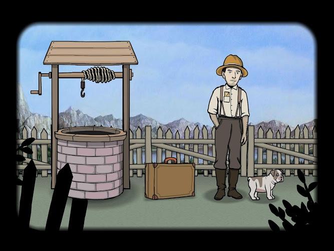 逃离方块:锈湖根源截图(1)