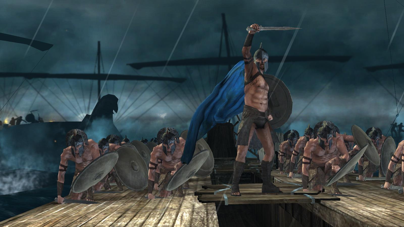 300勇士:帝国崛起截图(3)