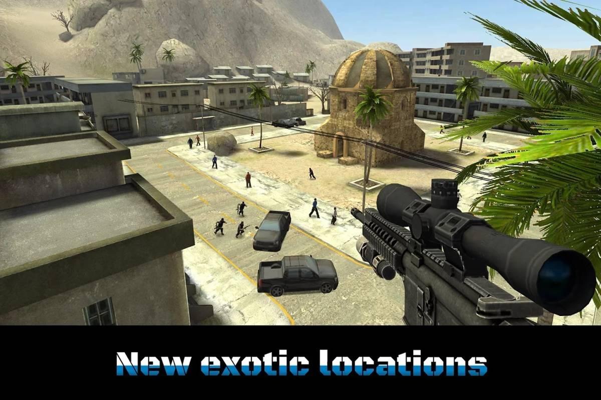 狙击手行动:杀死恐怖射手截图(2)