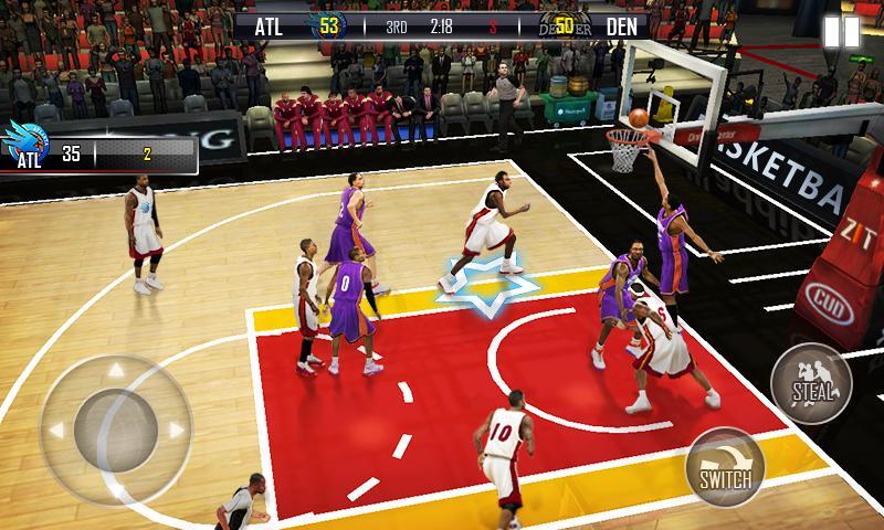 狂热篮球截图(2)