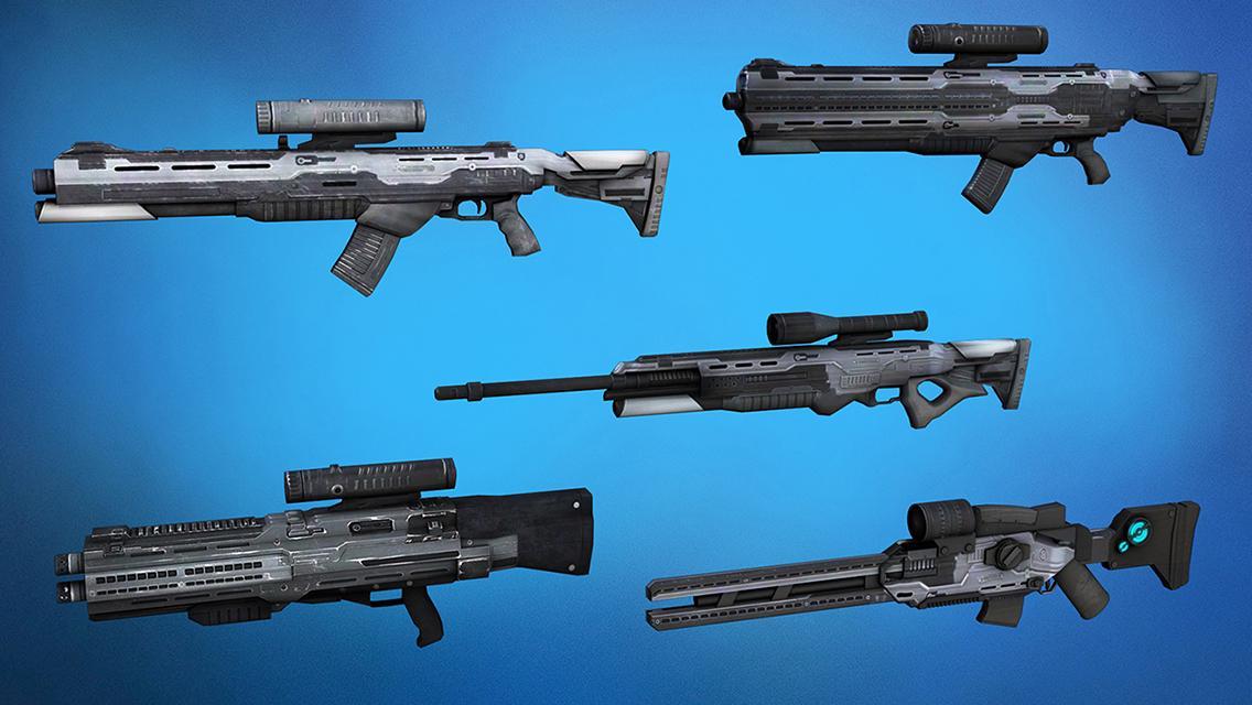 机器人狙击手截图(1)