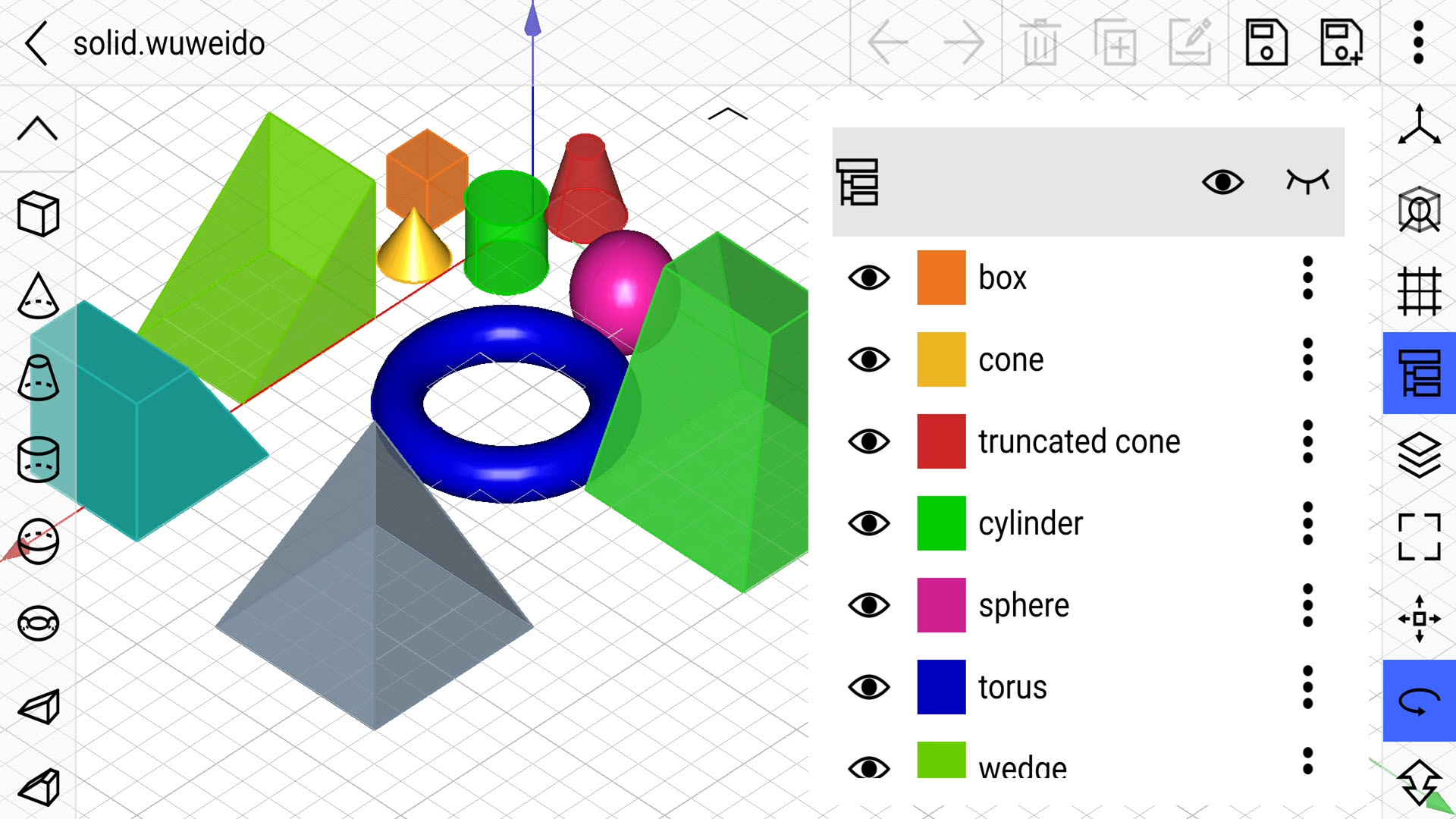 CAD建模号截图(1)