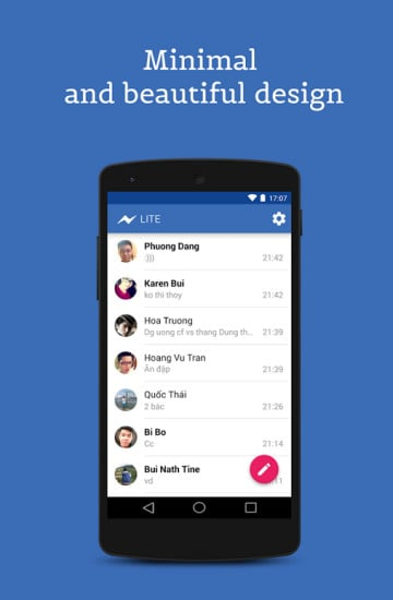 Messenger截图(1)