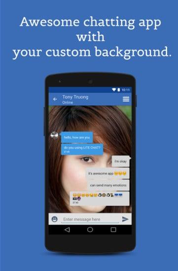Messenger截图(2)