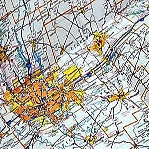 GPS 卫星地图导航截图(2)