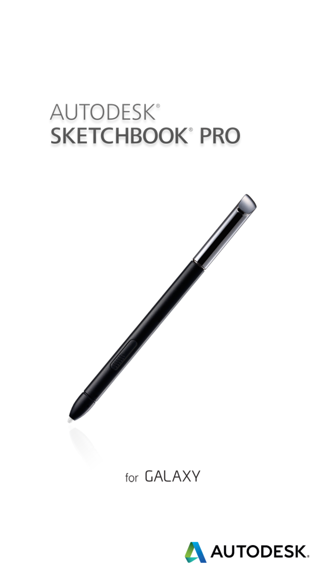 妙笔生花 SketchBook for Galaxy截图(5)