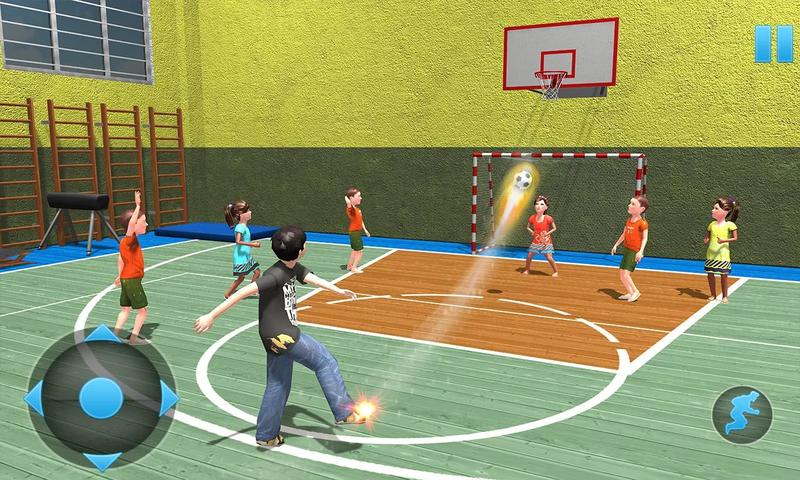 幼儿园模拟器:孩子们学习教育游戏截图(5)