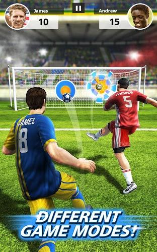 足球冲击截图(3)