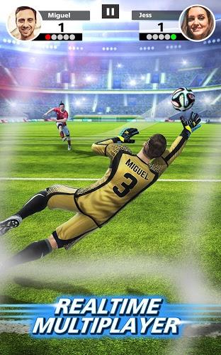 足球冲击截图(1)