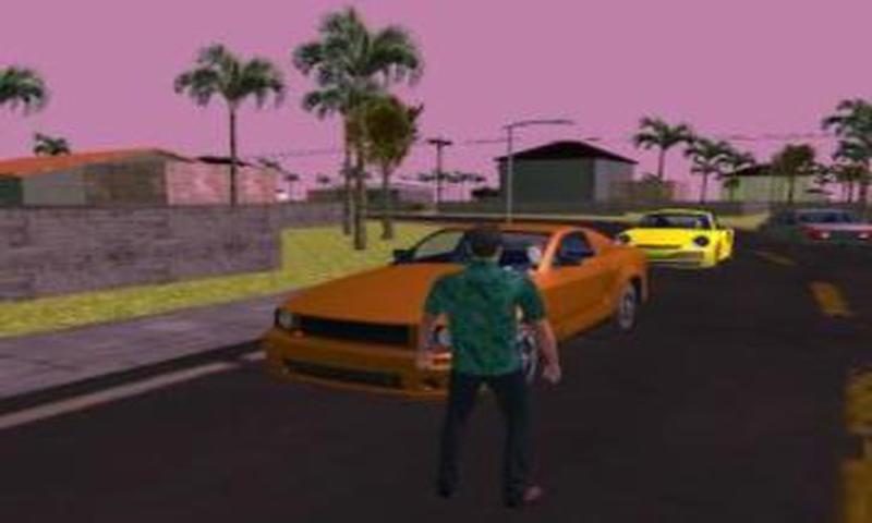 Grand vice gang: Miami city截图(1)