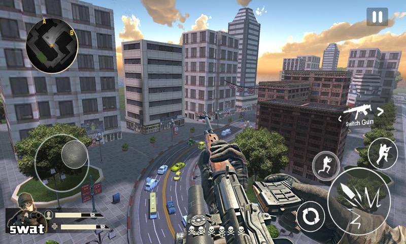 城市狙击手3D截图(1)