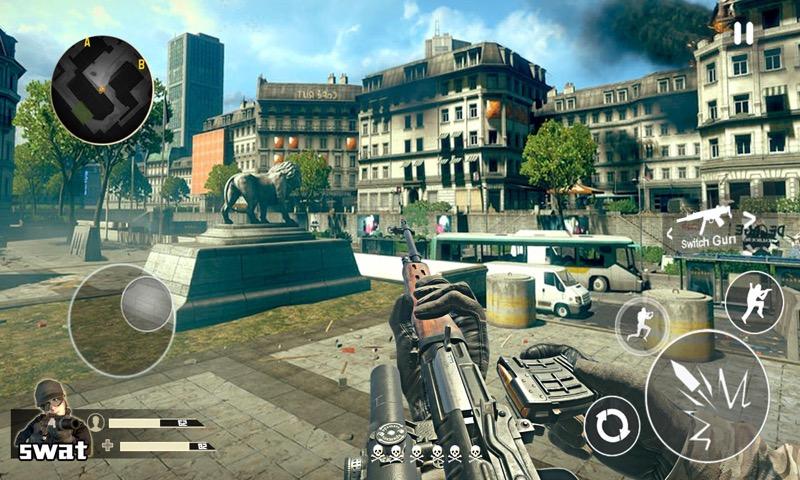 城市狙击手3D截图(4)