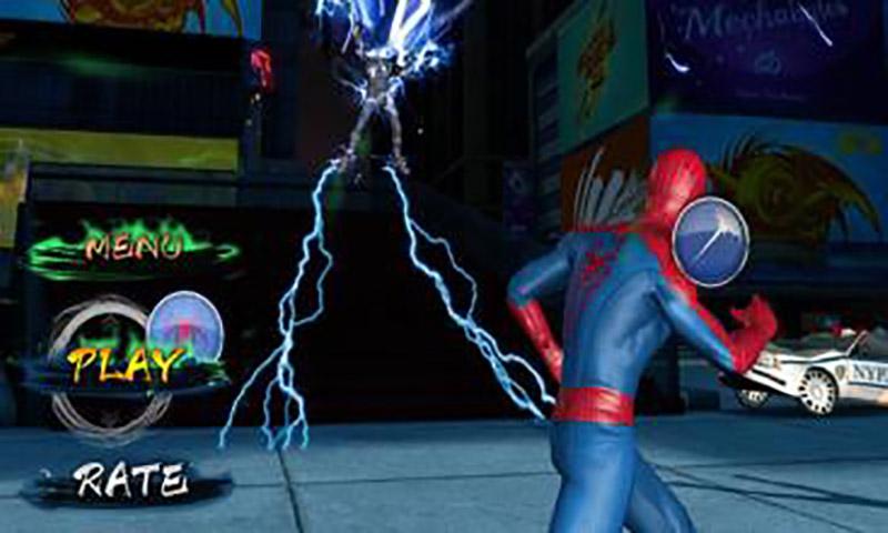 Adventure Spiderman Run截图(2)
