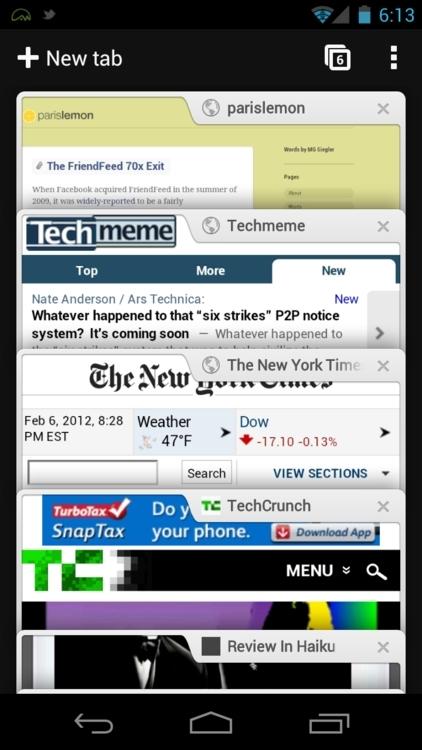 谷歌浏览器Google Chrome截图(3)
