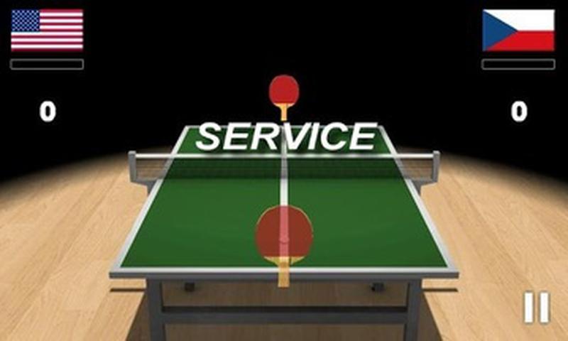 3D乒乓球_完整版截图(3)