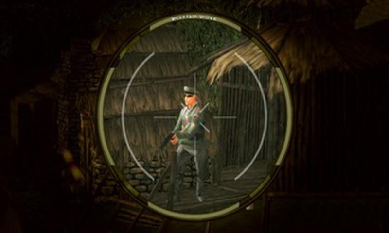 山狙击手射击3D截图(5)