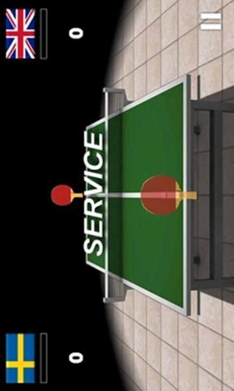 虚拟乒乓球 Virtual Tab...截图(2)
