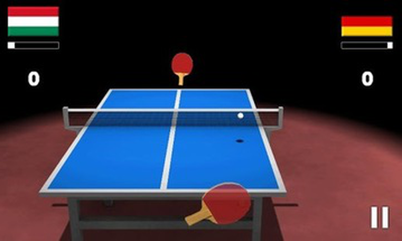 3D乒乓球_完整版截图(2)