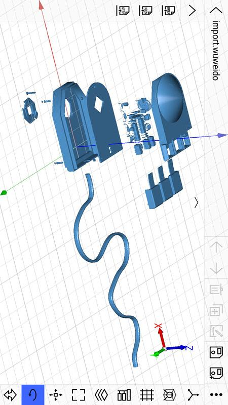 CAD建模号截图(4)
