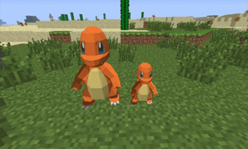 Catch Pixelmon Craft截图(1)