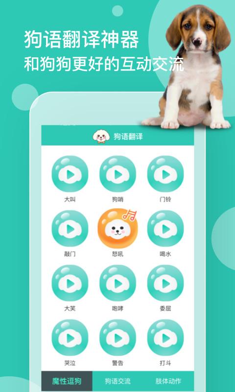 狗语翻译截图(2)