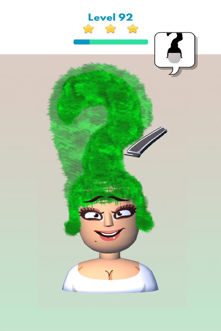 疯狂理发师截图(5)