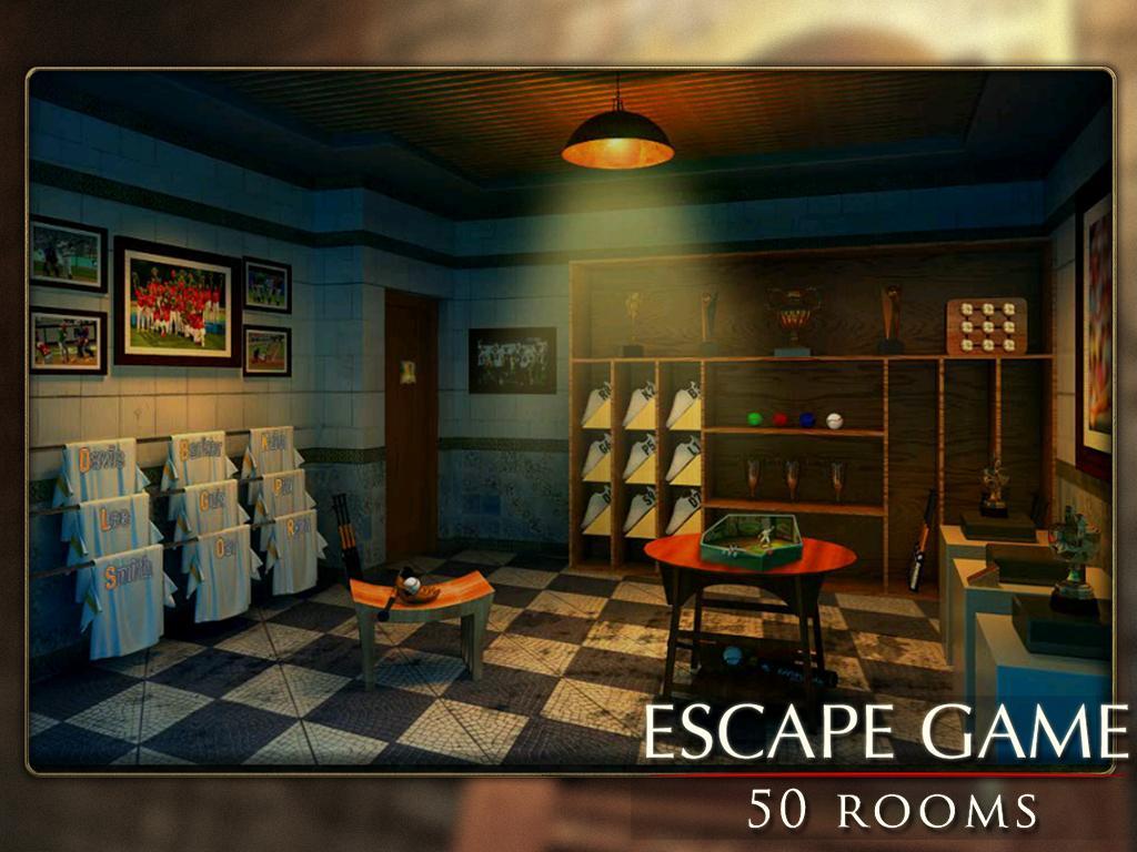 密室逃脫:50個房間之二截图(1)