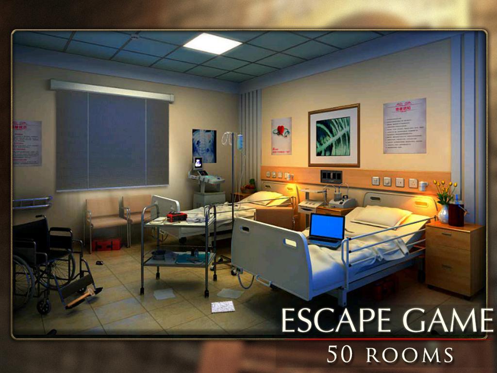 密室逃脫:50個房間之二截图(3)