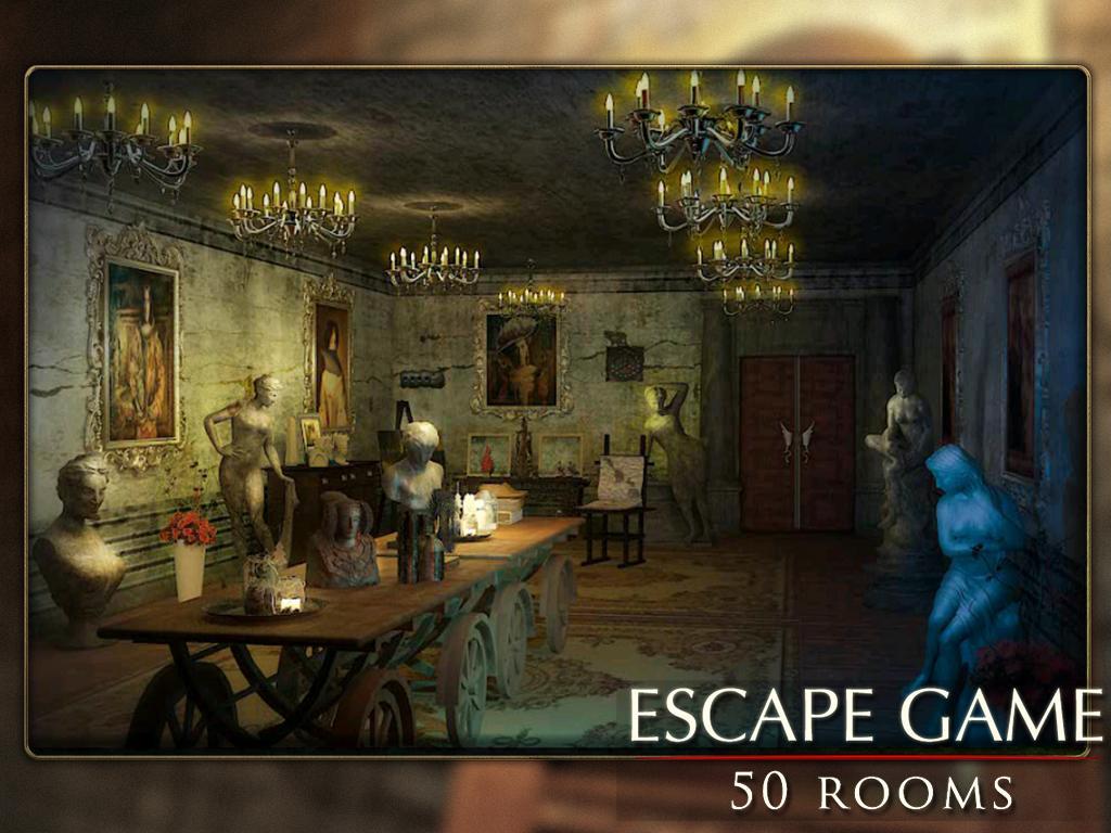 密室逃脫:50個房間之二截图(4)