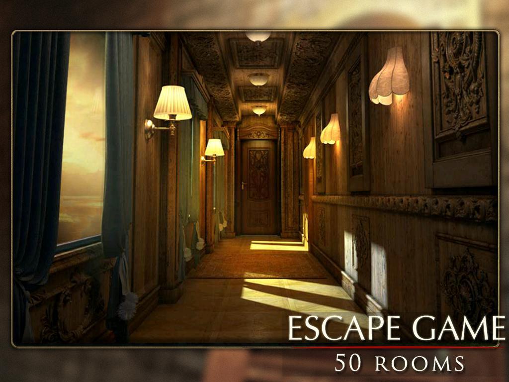 密室逃脫:50個房間之二截图(5)
